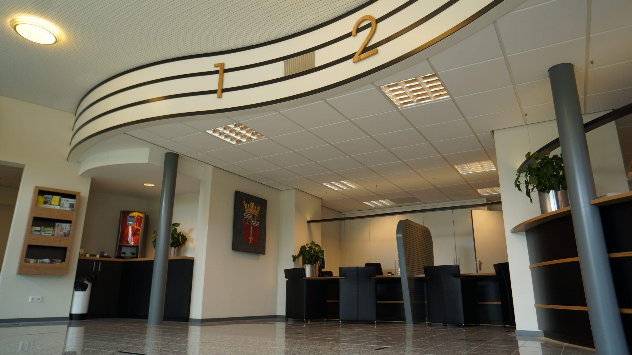 Interieur gemeentehuis reimerswaal goetheer en huissoon for Interieur 05 nl